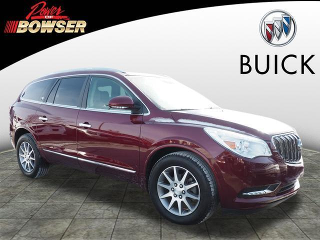 2016 Buick Enclave Leather AWD Leather 4dr Crossover