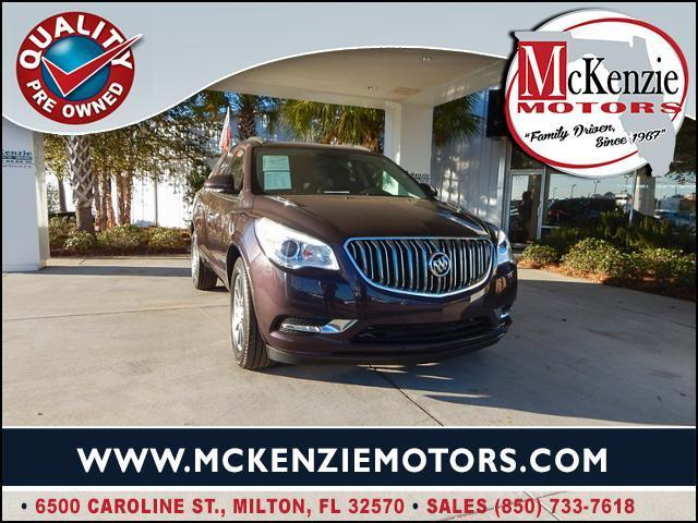 2016 Buick Enclave Leather AWD Leather 4dr SUV