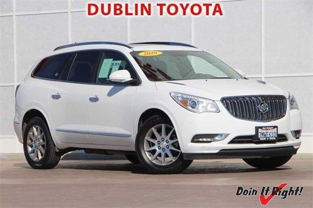 2016 Buick Enclave Leather Leather 4dr Crossover