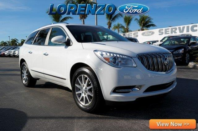 Buick Enclave Rear Center Console >> 2016 Buick Enclave Leather Leather 4dr SUV for Sale in Everglades National Park, Florida ...