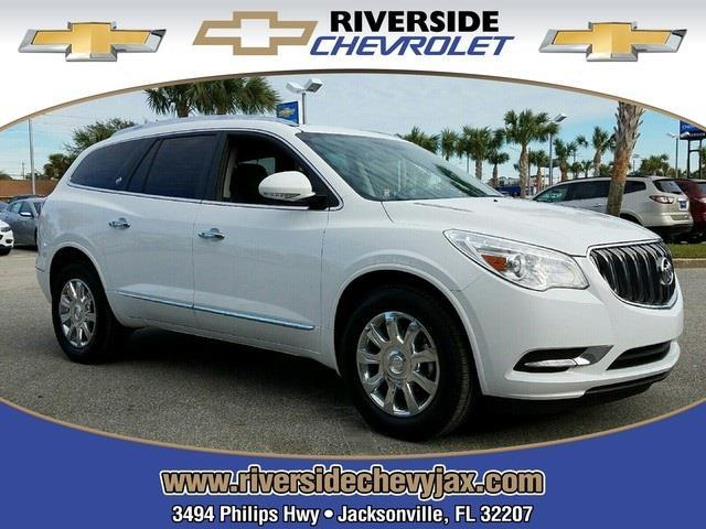 2016 Buick Enclave Leather Leather 4dr SUV