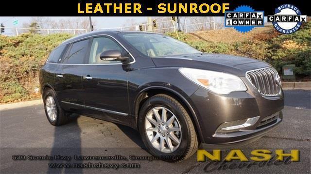 2016 buick enclave leather leather 4dr suv for sale in. Black Bedroom Furniture Sets. Home Design Ideas