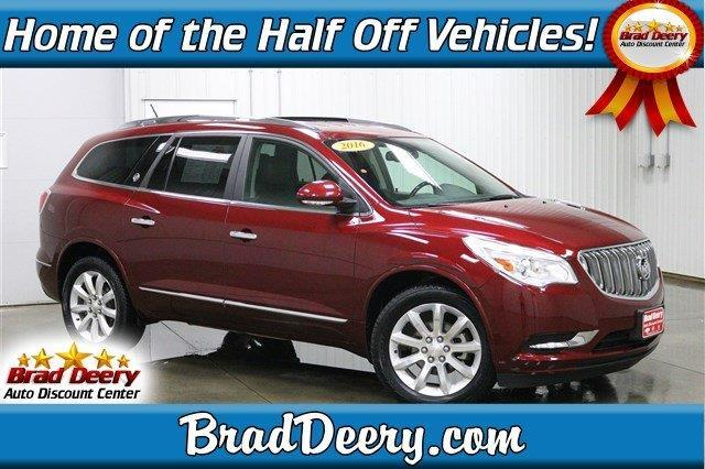 2016 buick enclave premium awd premium 4dr suv for sale in fulton iowa classified. Black Bedroom Furniture Sets. Home Design Ideas