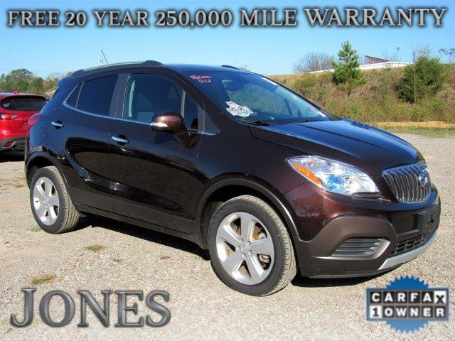 2016 Buick Encore Base AWD Base 4dr Crossover