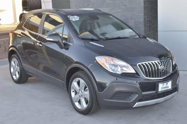 2016 Buick Encore Base Base 4dr Crossover