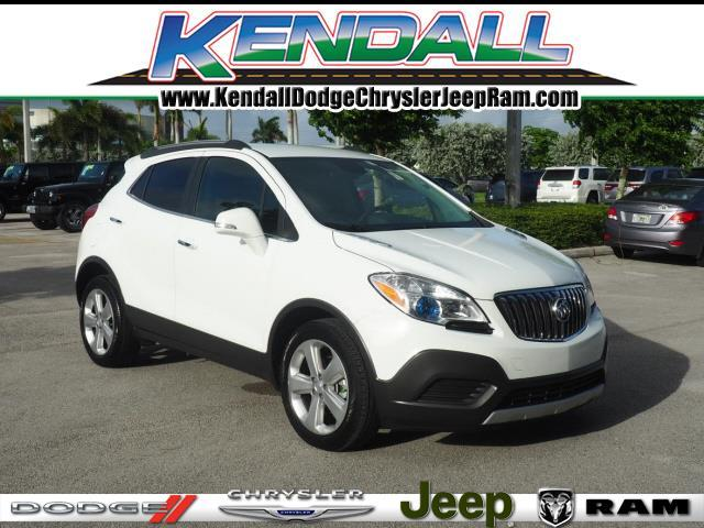 2016 buick encore base base 4dr crossover for sale in miami florida classified. Black Bedroom Furniture Sets. Home Design Ideas