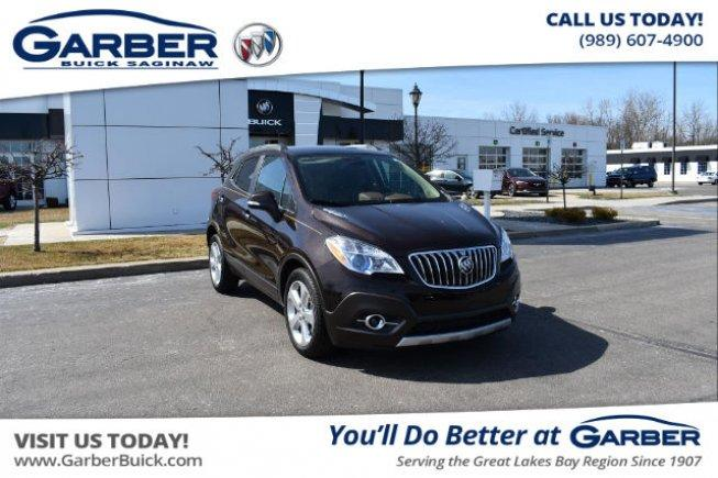2016 Buick Encore FWD Leather