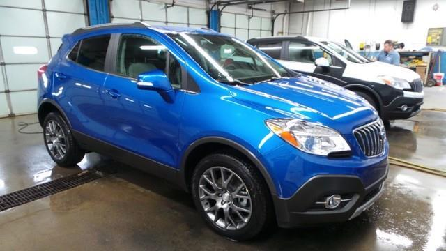 2016 Buick Encore Sport Touring AWD Sport Touring 4dr