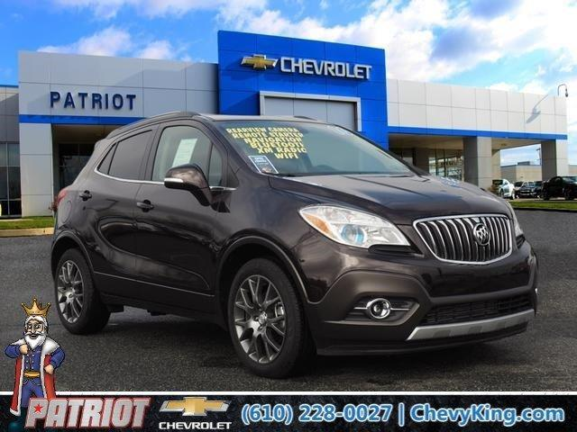 2016 buick encore sport touring sport touring 4dr crossover for sale in limerick pennsylvania. Black Bedroom Furniture Sets. Home Design Ideas