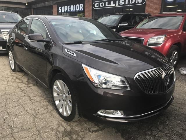 2016 Buick LaCrosse Leather AWD Leather 4dr Sedan