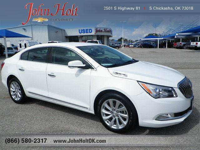 2016 buick lacrosse leather leather 4dr sedan for sale in chickasha oklahoma classified. Black Bedroom Furniture Sets. Home Design Ideas