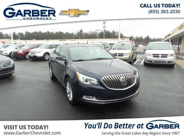 2016 Buick LaCrosse Leather Leather 4dr Sedan