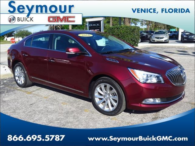 2016 buick lacrosse leather leather 4dr sedan for sale in venice florida classified. Black Bedroom Furniture Sets. Home Design Ideas