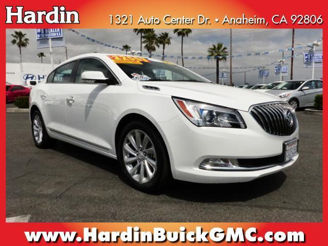2016 buick lacrosse leather leather 4dr sedan for sale in anaheim california classified. Black Bedroom Furniture Sets. Home Design Ideas