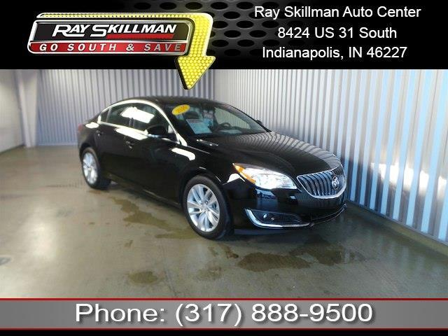 2016 Buick Regal Base Base 4dr Sedan