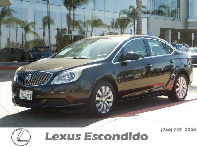 2016 Buick Verano Base Base 4dr Sedan w/1SD