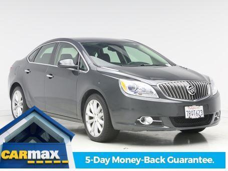 2016 Buick Verano Leather Group Leather Group 4dr Sedan