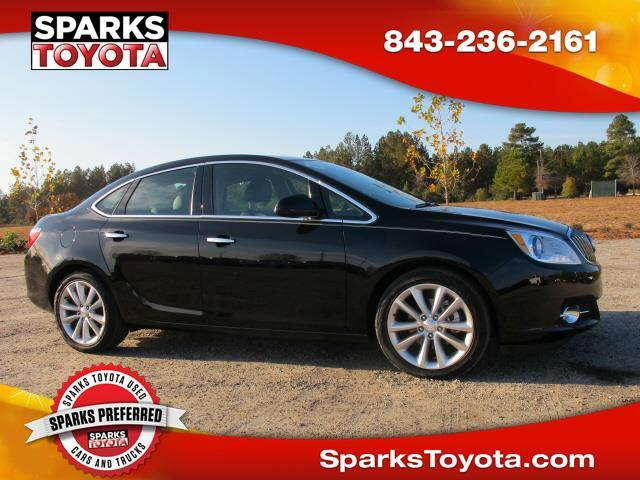2016 Buick Verano Premium Turbo Group Premium Turbo