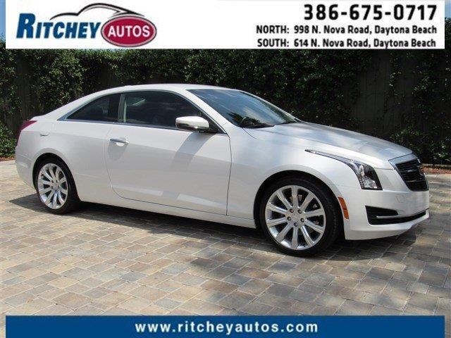 2016 cadillac ats 2 0t 2 0t 2dr coupe for sale in daytona beach florida classified. Black Bedroom Furniture Sets. Home Design Ideas