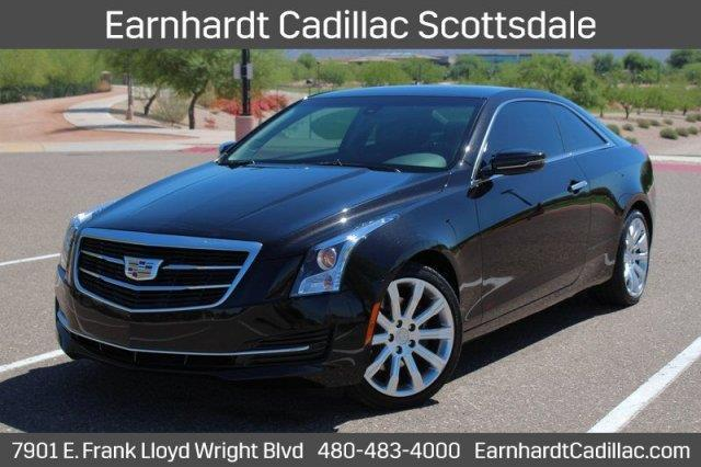 2016 cadillac ats 2 0t 2 0t 2dr coupe for sale in scottsdale arizona classified. Black Bedroom Furniture Sets. Home Design Ideas