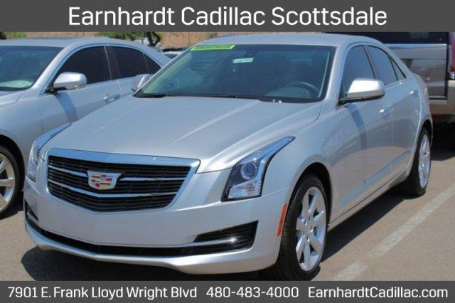 2016 cadillac ats 2 0t awd 2 0t 4dr sedan for sale in scottsdale arizona classified. Black Bedroom Furniture Sets. Home Design Ideas