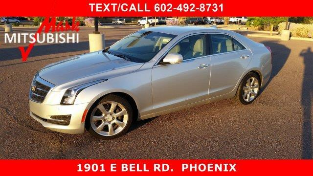 2016 cadillac ats 2 0t luxury collection 2 0t luxury collection 4dr sedan for sale in phoenix. Black Bedroom Furniture Sets. Home Design Ideas