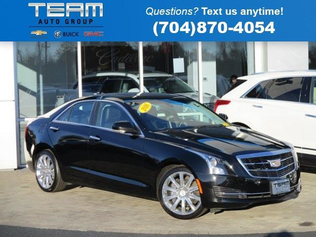 2016 cadillac ats 2 0t luxury collection awd 2 0t luxury collection 4dr sedan for sale in. Black Bedroom Furniture Sets. Home Design Ideas