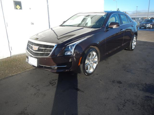 2016 cadillac ats 2 5l luxury collection 2 5l luxury collection 4dr sedan for sale in medford. Black Bedroom Furniture Sets. Home Design Ideas