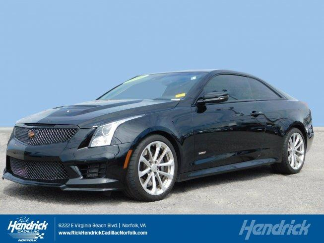 2016 cadillac ats v coupe for sale in norfolk virginia classified. Black Bedroom Furniture Sets. Home Design Ideas