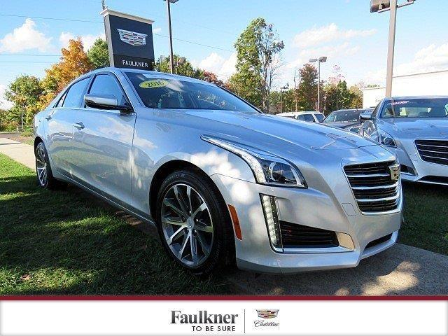 2016 cadillac cts 2 0t luxury collection awd 2 0t luxury collection 4dr sedan for sale in. Black Bedroom Furniture Sets. Home Design Ideas