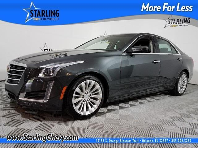 2016 Cadillac CTS 2.0T Luxury Collection AWD 2.0T