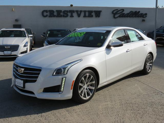 2016 cadillac cts 3 6l luxury collection 3 6l luxury collection 4dr sedan for sale in west. Black Bedroom Furniture Sets. Home Design Ideas