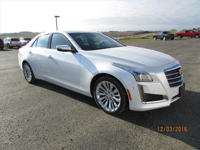 2016 Cadillac Cts 3 6l Performance Collection Awd 3 6l