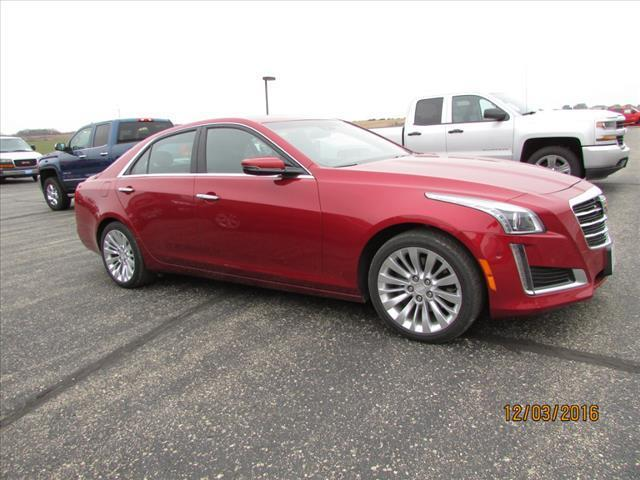 2016 cadillac cts 3 6l performance collection awd 3 6l performance collection 4dr sedan for sale. Black Bedroom Furniture Sets. Home Design Ideas
