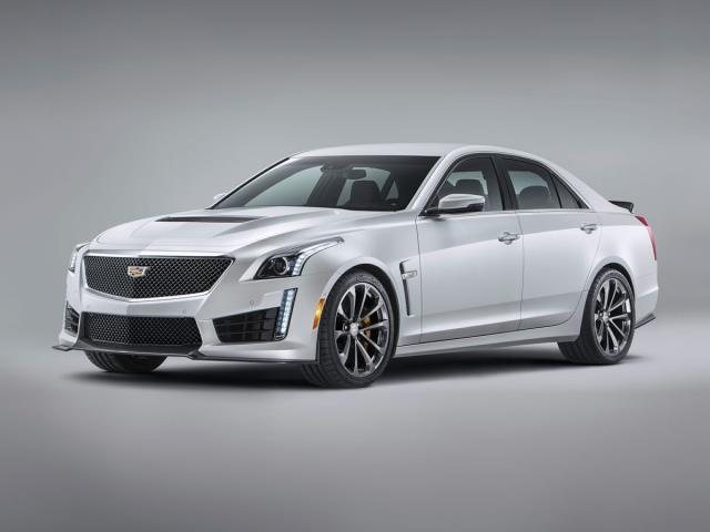 2016 Cadillac CTS-V Base 4dr Sedan