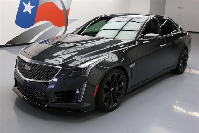 2016 Cadillac Cts V Base 4dr Sedan For Sale In Houston
