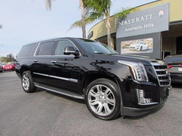 2016 Cadillac Escalade ESV Premium Collection 4x4