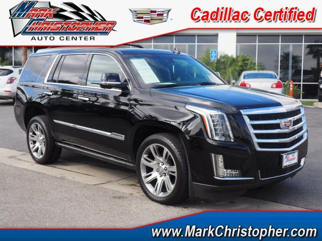 2016 Cadillac Escalade Premium Collection 4X4 Premium