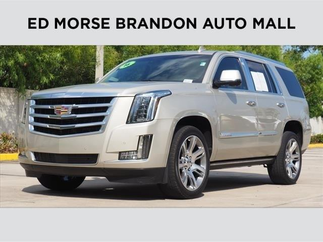 2016 Cadillac Escalade Premium Collection Premium