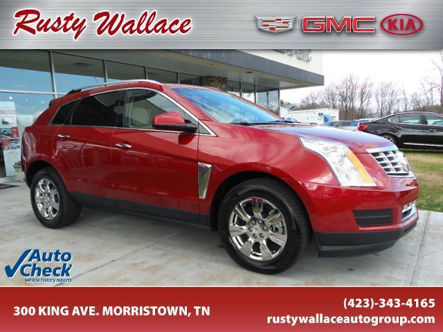 2016 Cadillac SRX Luxury Collection AWD Luxury
