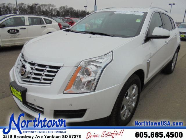 2016 cadillac srx luxury collection awd luxury collection 4dr suv for sale in yankton south. Black Bedroom Furniture Sets. Home Design Ideas