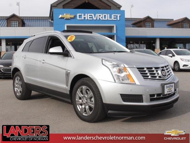 2016 cadillac srx luxury collection awd luxury collection 4dr suv for sale in norman oklahoma. Black Bedroom Furniture Sets. Home Design Ideas