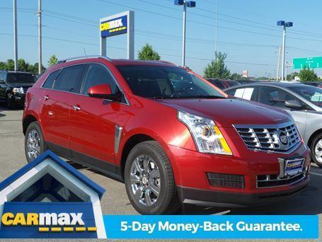 2016 cadillac srx luxury collection awd luxury collection 4dr suv for sale in saint peters. Black Bedroom Furniture Sets. Home Design Ideas