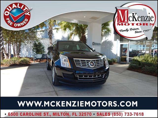 2016 Cadillac SRX Luxury Collection Luxury Collection
