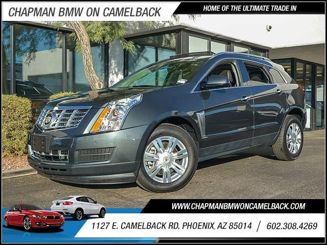 2016 Cadillac Srx Luxury Collection Luxury Collection 4dr