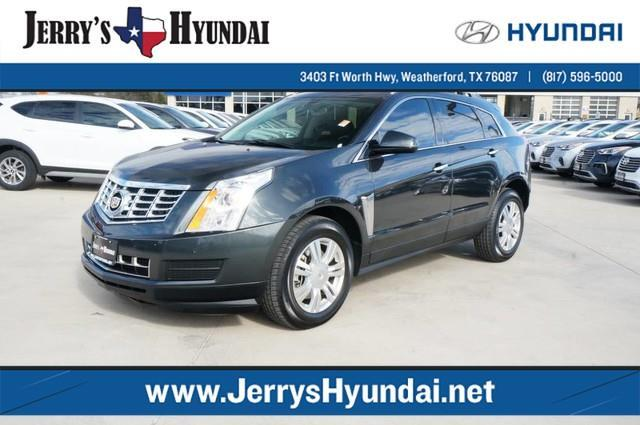 2016 cadillac srx luxury collection luxury collection 4dr suv for sale in weatherford texas. Black Bedroom Furniture Sets. Home Design Ideas