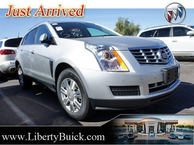 2016 cadillac srx luxury collection luxury collection 4dr suv for sale in peoria arizona. Black Bedroom Furniture Sets. Home Design Ideas