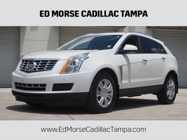 2016 cadillac srx luxury collection luxury collection 4dr suv for sale in tampa florida. Black Bedroom Furniture Sets. Home Design Ideas