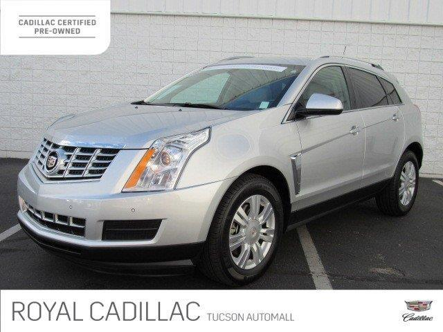 2016 cadillac srx luxury collection luxury collection 4dr suv for sale in tucson arizona. Black Bedroom Furniture Sets. Home Design Ideas