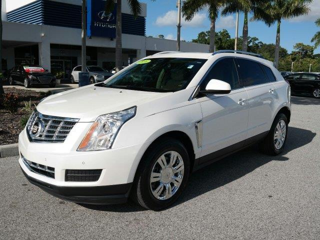 2016 cadillac srx luxury collection luxury collection 4dr suv for sale in sarasota florida. Black Bedroom Furniture Sets. Home Design Ideas